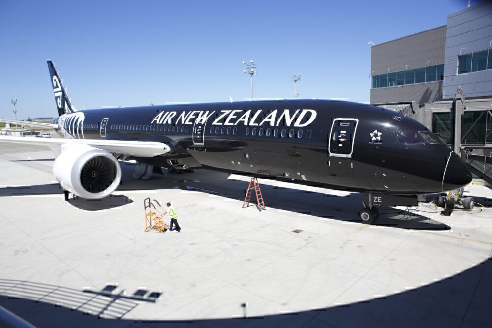 Air New Zealand, Jetstar, Australia