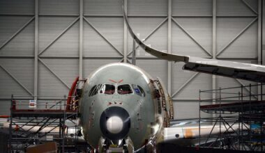 Airbus, COVID-19, Deliveries