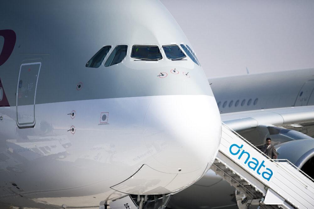 qatar a380