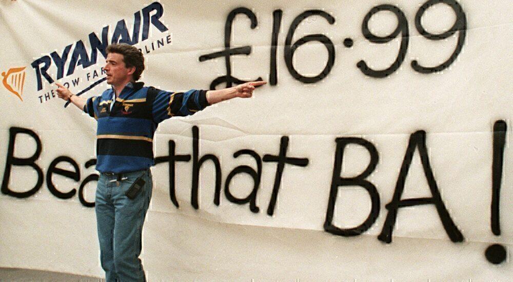 British Airways, Ryanair, Economy Comparison