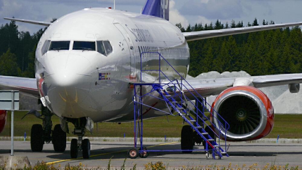 Airlines using jetfuel