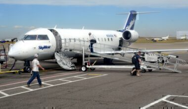 SkyWest CRJ Getty