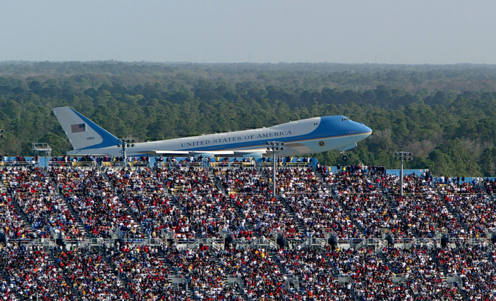 Air Force One Daytona