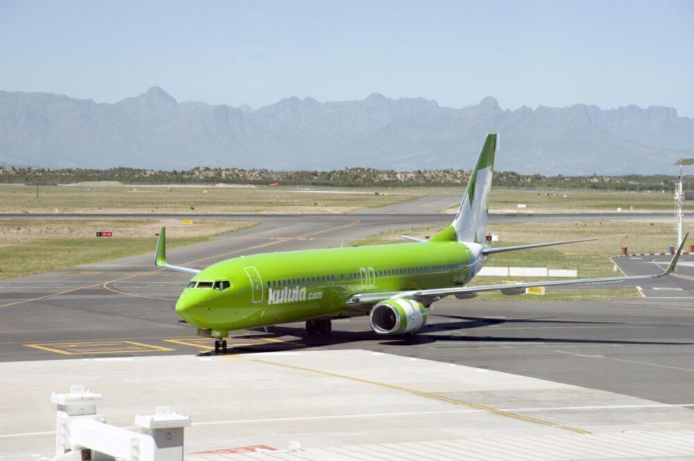 Kulula.com Cape Town 737
