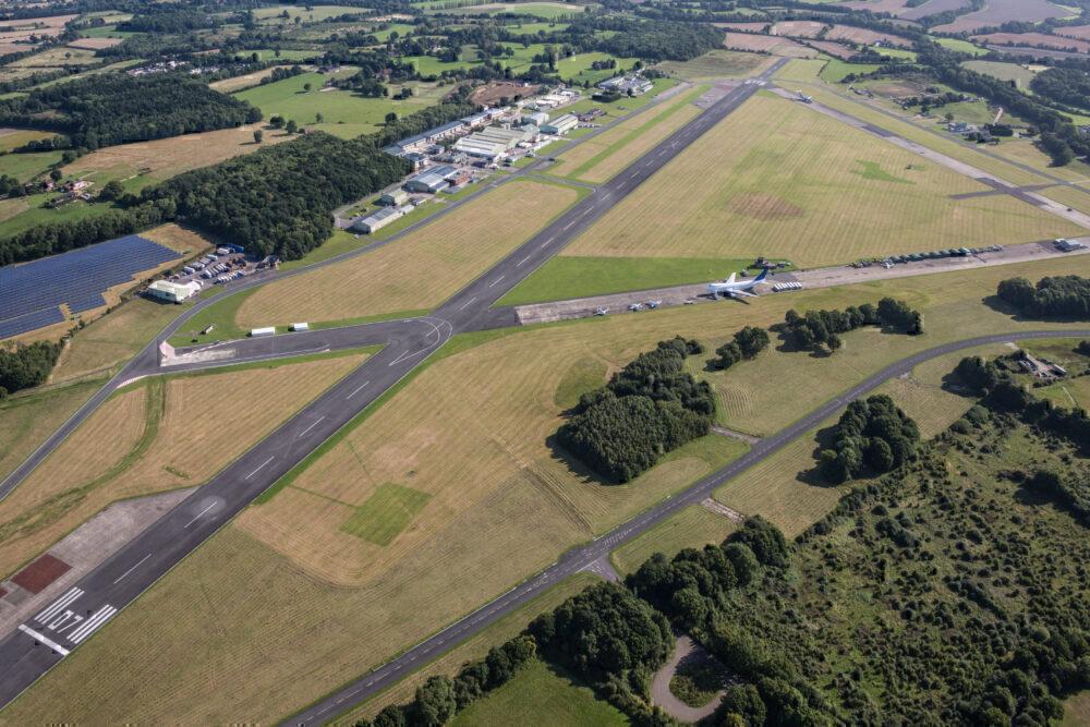 British Airways, Boeing 747, Dunsfold Aerodrome