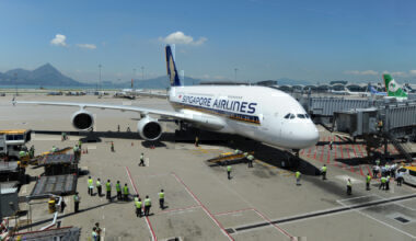 Singapore airlines adds more dates to A380 restaurant experience