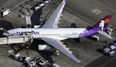 Hawaiian Airlines Airbus A330-243 N373HA