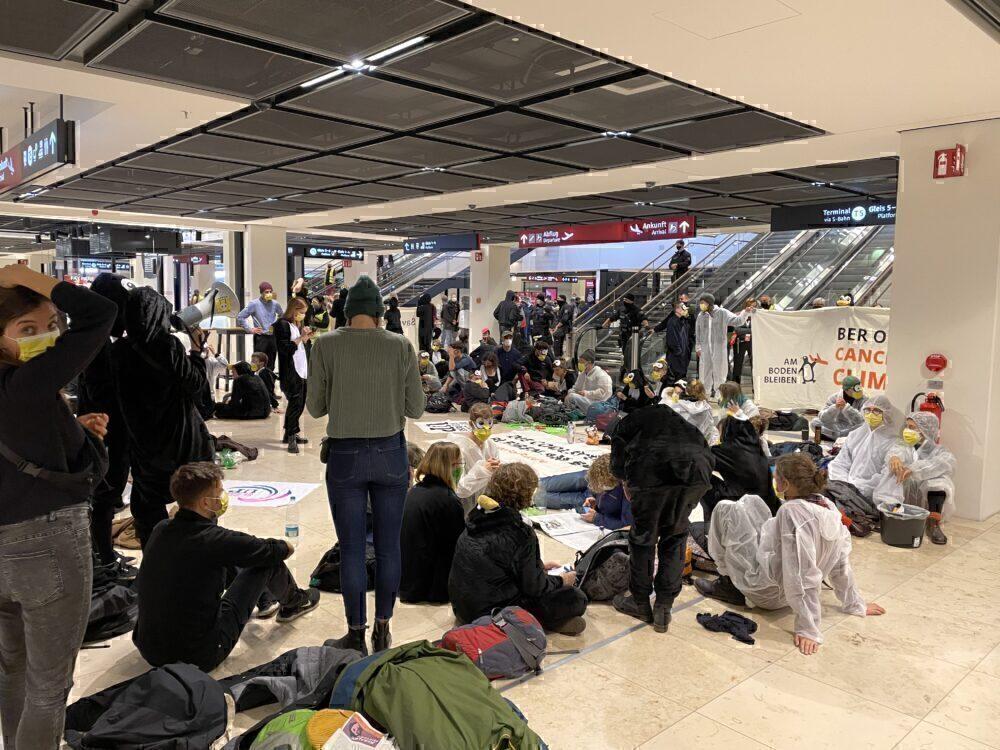 Berlin Brandenburg Airport, easyJet, Lufthansa