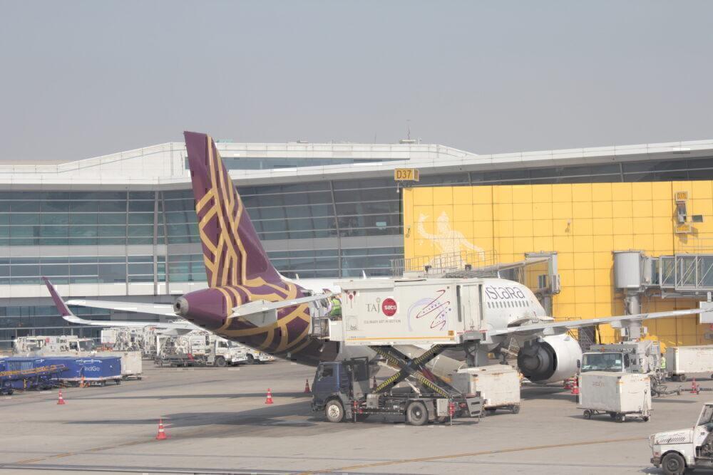 Airline Catering Truck Vistara