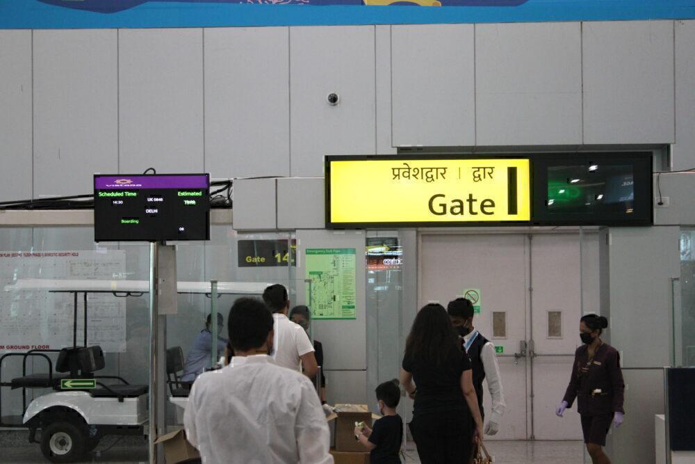 Trip Review: Vistara's A320 Premium Economy Goa To Delhi
