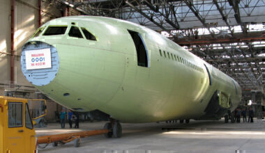 Il 96 400m in assembly
