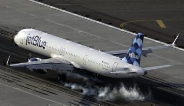 JetBlue Airways Airbus A321-271NX N2043J