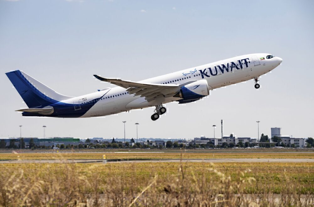 Kuwait Airways A330neo