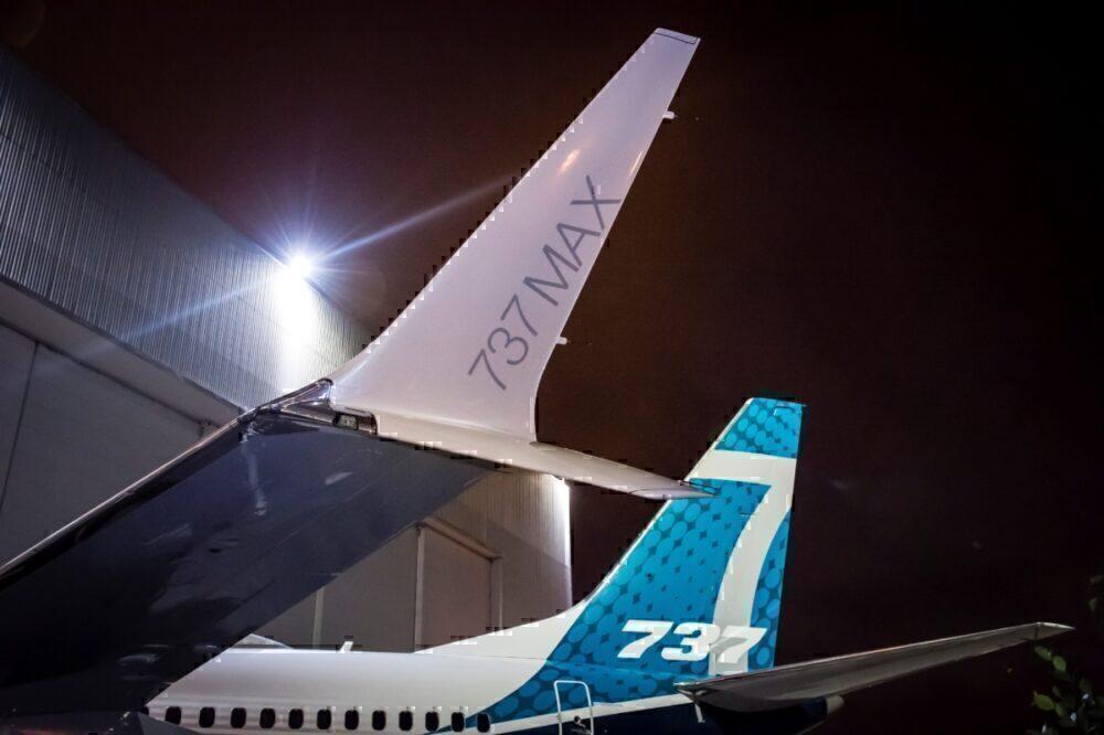 737 MAX winglet