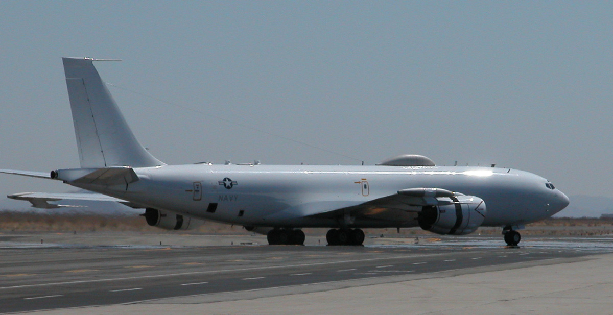 U.S. Navy E-6 Mercury
