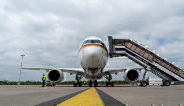 German Government, Airbus A350, Angela Merkel