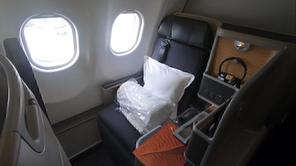 Flight Review: Qantas A330 Business Class, Sydney To Bali