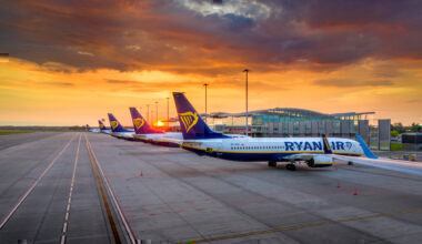 Ryanair, Low Fares, Low Cost Carrier