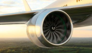 GE9X Engine
