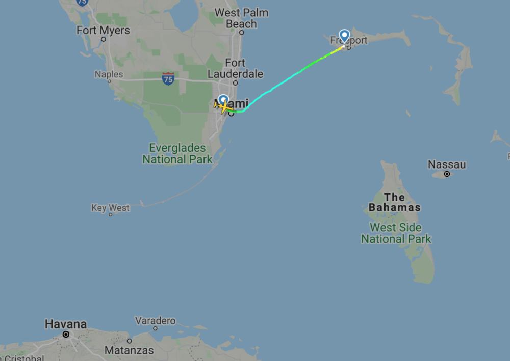 Flight aa4194