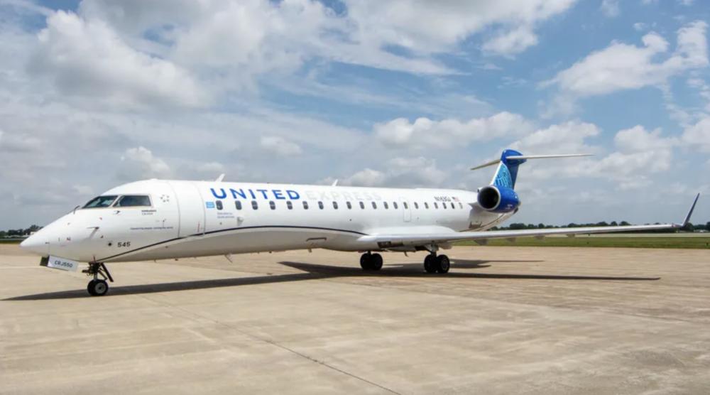 United CRJ550