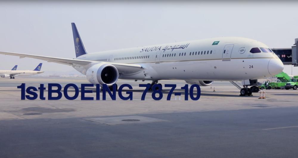 Saudia 787-10