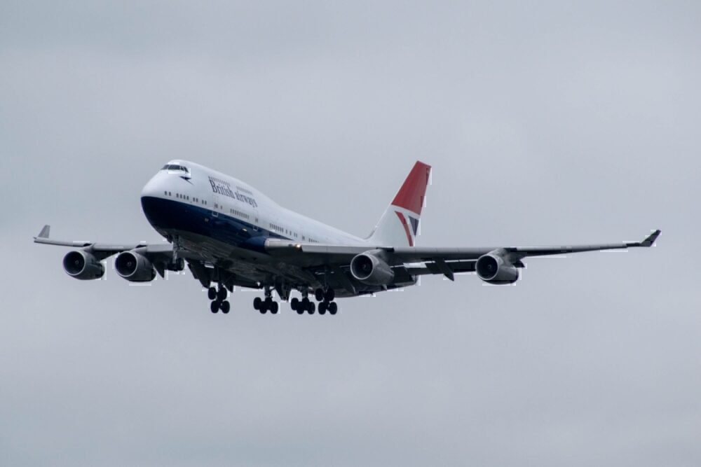 British Airways, Boeing 747, Preservation