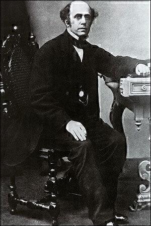 Mr Thomas Cook