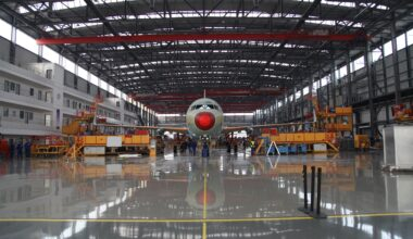Tianjin final assembly 500 A320