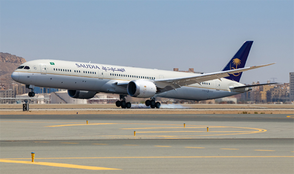 Saudia-5th-boeing-787-10-delivered