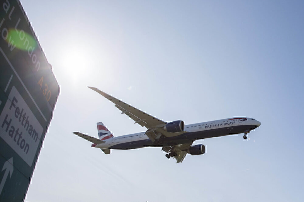 British Airways Network, Short-Haul, Long-Haul
