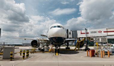British Airways, Boeing 777, Airbus A350