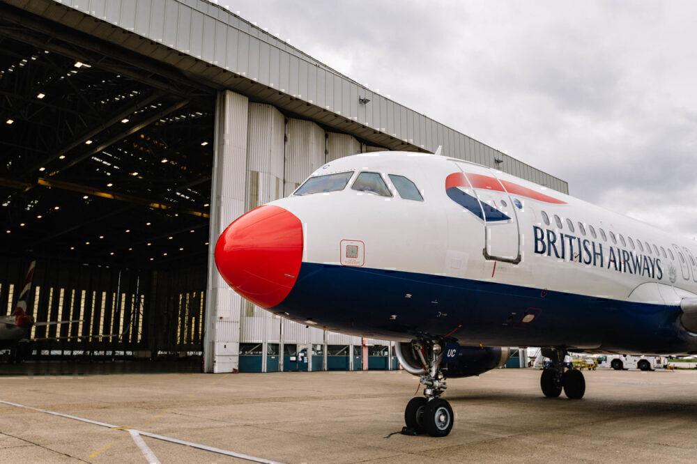 British Airways, Travel Corridors, Flight Bookings