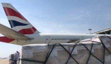 IAG Cargo, British Airways, Boeing 777