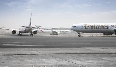 Emirates, Crew Bus, Biofuel