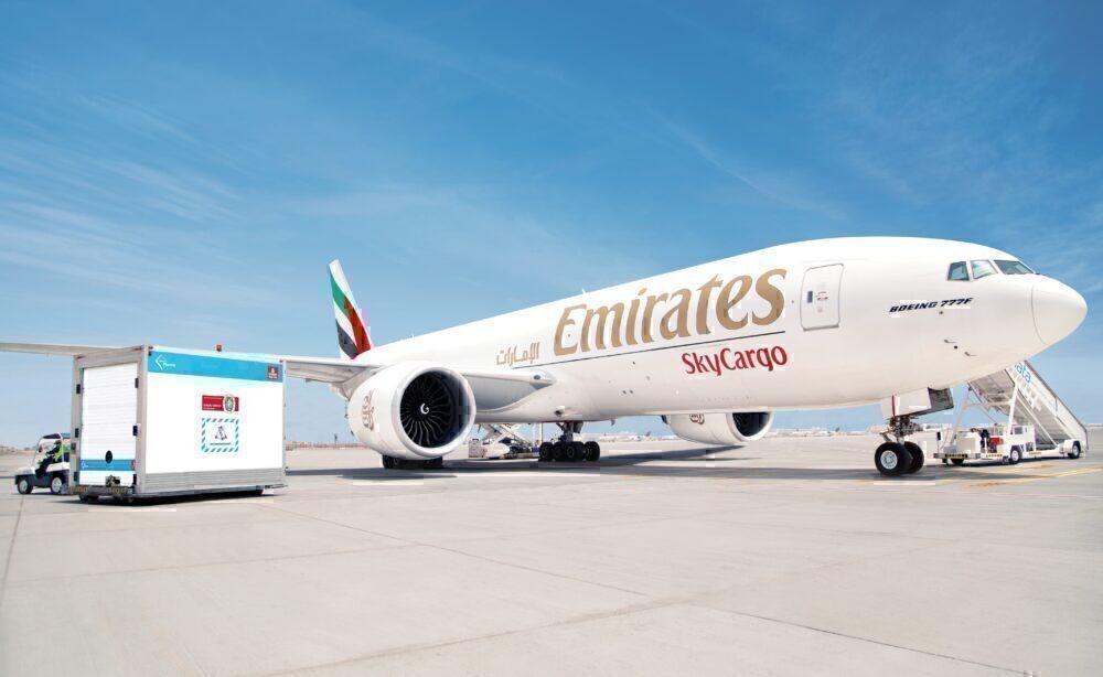 Emirates SkyCargo 777