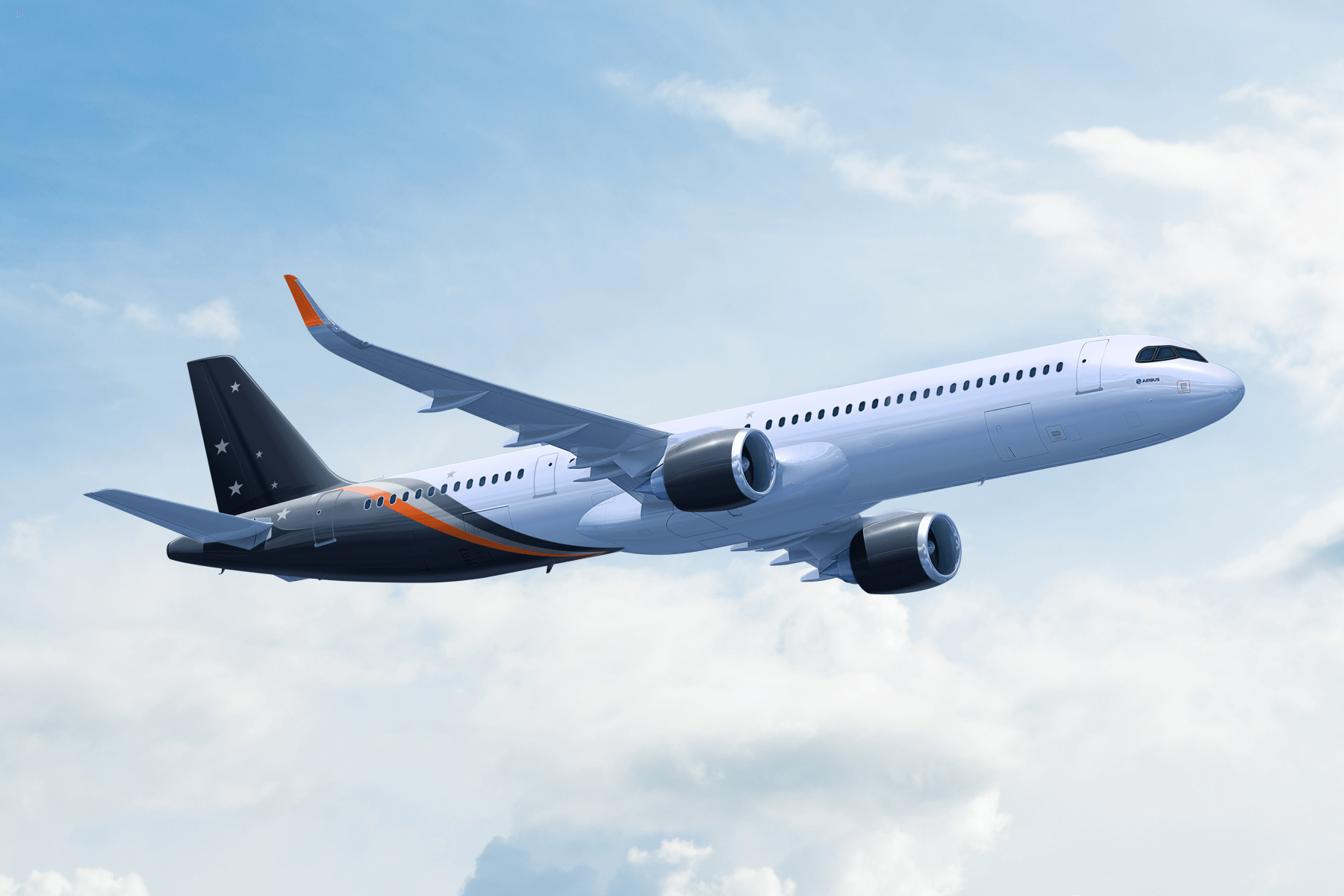 UK Charter Operator Titan Takes Delivery Of Its First A321LR