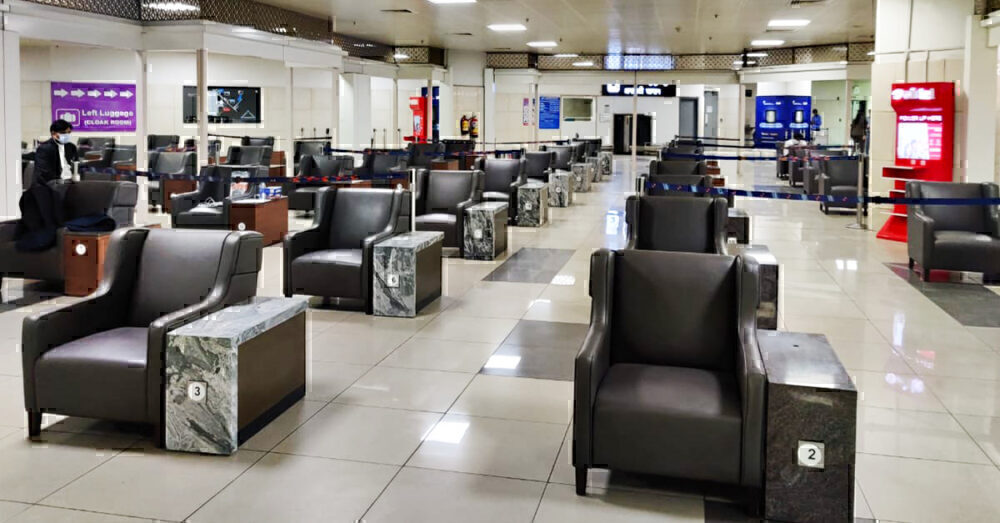 Delhi Airport Testing