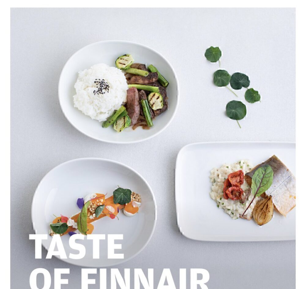 Finnair Is Now Selling Its Signature Juice In Finnish Supermarkets