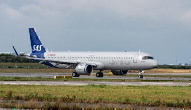 SAS A321LR