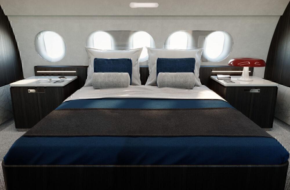 Airbus ACJ TwoTwenty bizjet