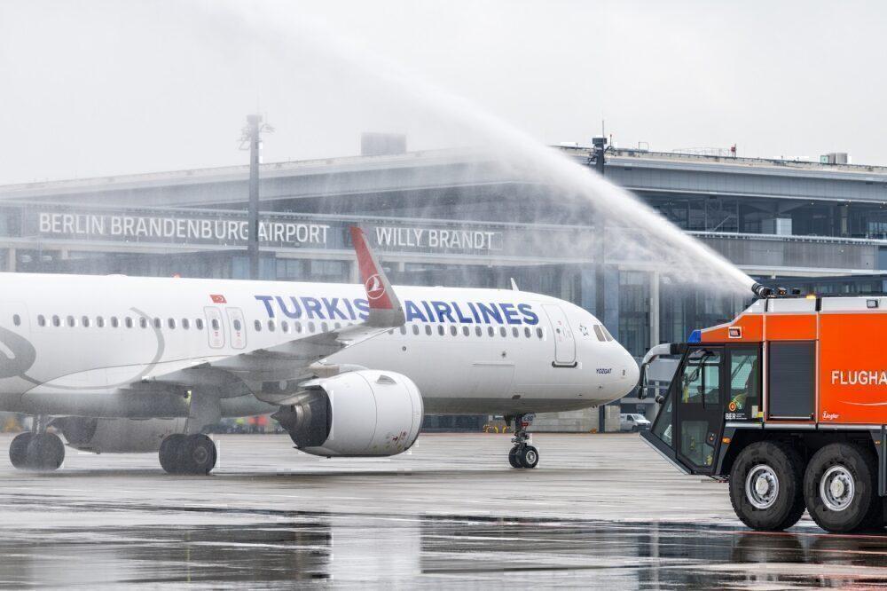 Berlin, Brandenburg Airport, Tegel Airport