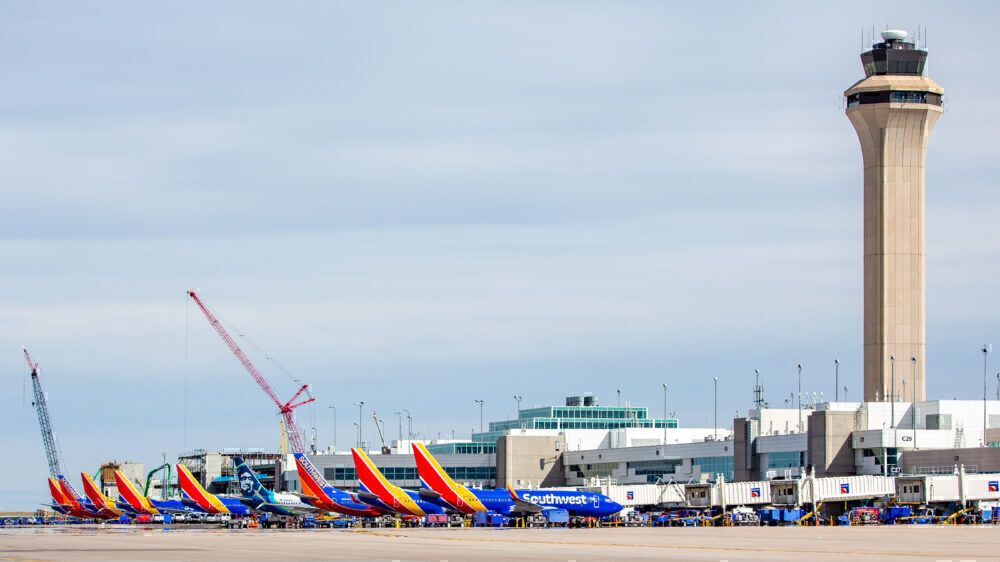 Denver Airport Reveals First Four New Gates For United Airlines