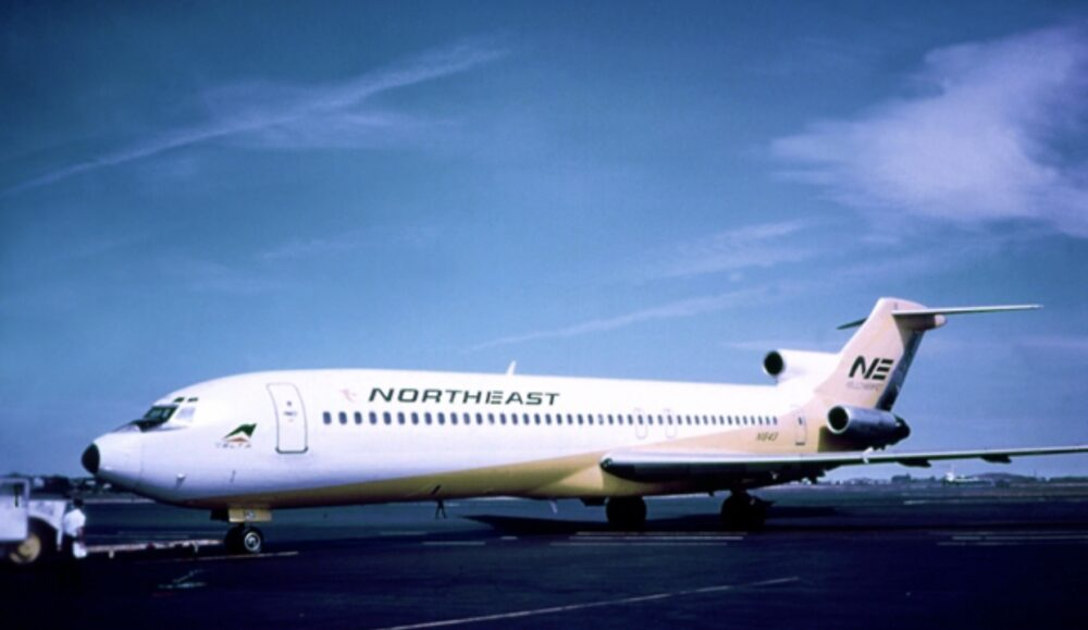 Northwest 727