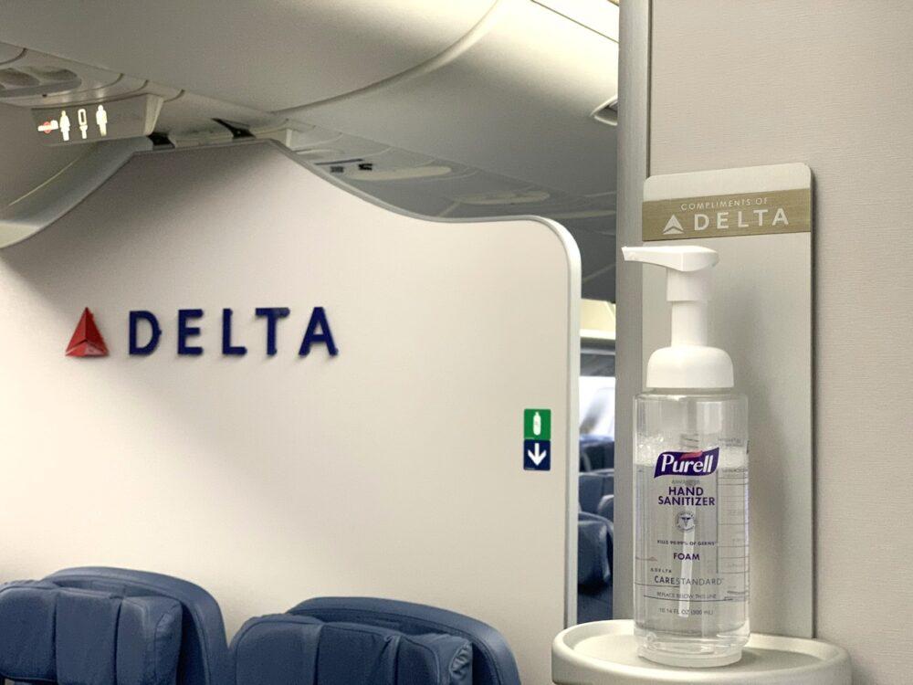 Delta Sanitizer