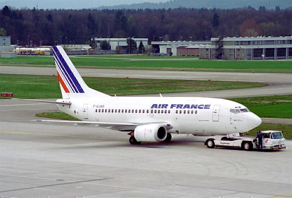 Air France 737