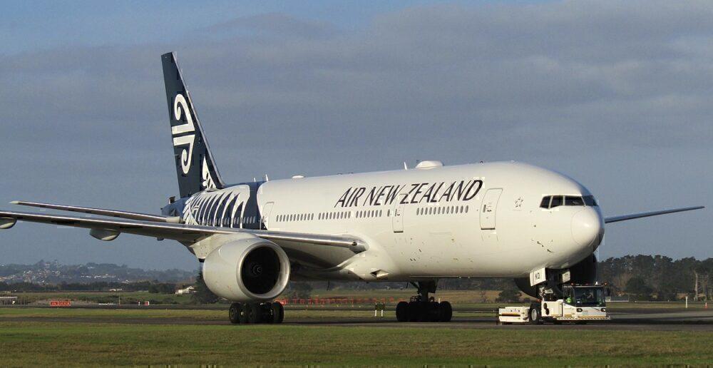 Air New Zealand 777-200ER