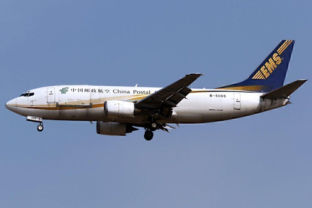 China Postal 737