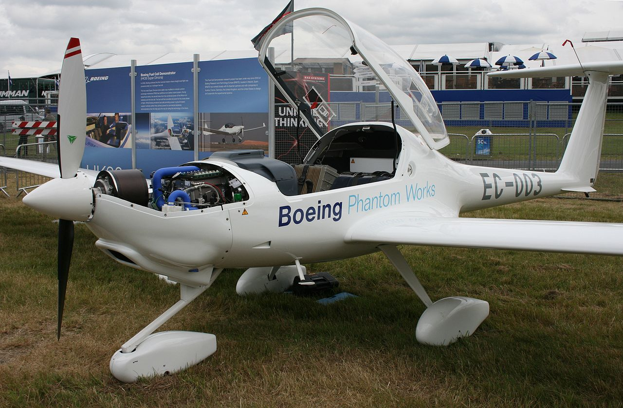 Boeing Fuel Cell Demonstrator