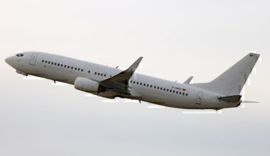 White 737-800